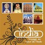 Compilation India - songs from the heart of india avec The Biddu Orchestra / Shaan / A.R. Rahman / Asha Bhosle / Abhijeet...