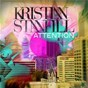 Album Attention de Kristian Stanfill