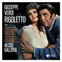 Album Verdi auf deutsch: rigoletto (gesamtaufnahme) de Chor der Bayerischen Staatsoper München / Ernst Gutstein / Cesare Curzi / Ingrid Paller / Heiner Horn...