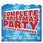Compilation Complete christmas party avec Aled Jones / Slade / Wizzard / Kt Tunstall / Jona Lewie...
