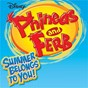 Compilation Phineas and ferb summer belongs to you avec Clay Aiken / Dan Povenmire / Martin Olson / Chaka Khan / Sue Perrotto...