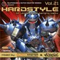 Compilation Hardstyle vol. 21 avec W Janssen / S Janssen / Dutch Master / Phil York / Dark By Design...