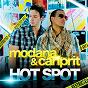 Album Hot spot de Modana & Carlprit