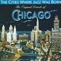 Compilation The original sounds of chicago (the cities where jazz was born) avec Omer Simeon Trio / Bix Beiderbecke & His Gang / J.C. Cobb & His Grains of Corn / Chicago Rythm Kings / Eddie South & His Orchestra...