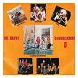 Album De bästa dansbanden 5 de Blandade Artister
