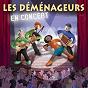 Album En concert de Les Déménageurs