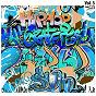 Compilation Hip-hop graffiti, vol. 3 avec Da Hoodzmen / M.C. Duke / Demon Boyz / Professor Griff / Misty, Asher D...