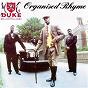 Album Organised rhyme de MC Duke
