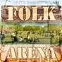 Compilation Folk arena avec John Jacob Niles / Ramblin' Jack Elliott / Glenn Yarbrough / Pete Seeger / Odetta...