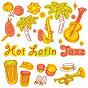 Compilation Hot latin jazz avec Chuck Flores / Jack Burger / Monte Moya & the Surfers / Rene Bloch / Pete Galladoro...