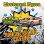 Album Banger racing pigeons de Lieutenant Pigeon