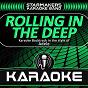 Album Rolling in the deep (karaoke backtrack originally performed by adele) de Starmakers Karaoke Band