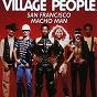 Album San francisco macho man (original album 1978) de Village People