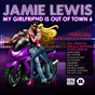 Compilation Jamie lewis - my girlfriend is out of town, vol. 6 avec Liquideep / Eric Kupper / Seb Skalski / Ricky Galliano / Lauer & Canard...