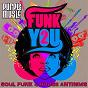 Compilation Funk you, vol. 2 avec Hi Fi Mike / Djaimin, Crystal Reclear, Buddha Monk / Jamie Lewis, Keith Thompson / Franky Boissy, Michael Watford / Soulmagic...