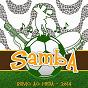 Compilation Samba, rumo ao hexa 2014 avec Bossa Jazz Trio / Simonal Wilson / Perry Ribeiro / Grupo Tom do Pagode / Luciana Mello...