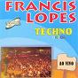 Album Techno brega (ao vivo) de Francis Lopes