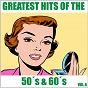 "Compilation Greatest hits of the 50's & 60's, vol. 6 avec Paul Weston / Ticker Freeman, Sunny Skylar / Frank Sinatra / Chuck Willis / Elvis Presley ""The King""..."