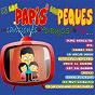 Compilation De los papis a los peques (las canciones de los dibujos de la TV) avec Popy Con Regaliz / Chucherias / Tiza / Grupo Bye Bye / Grupo Menta...