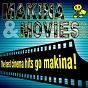 Compilation Makina & movies 2012 (the best cinema hits go makina) avec Otto Drum / Captain Sparrow / Explorer / DJ Siniestro / Atmospheric...