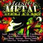 Compilation Master metal, vol. 2 avec Rata Blanca / Avalanch / Áspid / Beethoven R / Cuatro Gatos...