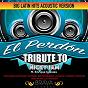Album El perdón - (acoustic version) tribute to nicky jam FT. enrique iglesias - ep de Brava Hitmakers