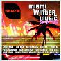 Compilation Miami winter music conference 2015 avec Toni Carrillo / Manu Be / Chris Main / Greck B / Al-Fernandez...