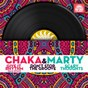 Album Give it rhythm / don't stop the groove / scary thoughts de Chaka & Marty