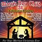 Compilation Mary's boy child avec Gruber F & Mohr J & Mahalia Jackson / Harry Belafonte & Hairston Jester J / Mario Lanza / Doris Day & Torme M & Wells R / Marks John D & Gene Autry...