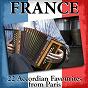 Album France -22 accordion favourites from paris de Gus Caron