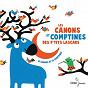 Album Les canons et comptines des P'tits lascars de Yves Prual / Matthieu Prual